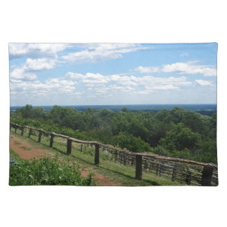 A View From Monticello Placemat
