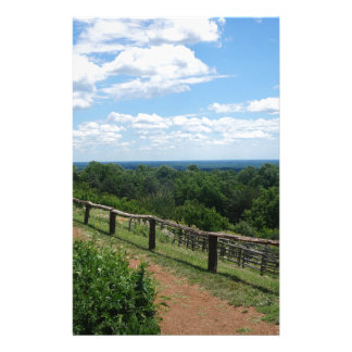 A View From Monticello Stationery