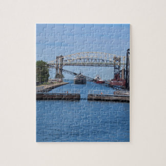 A View from the Soo II Jigsaw Puzzle