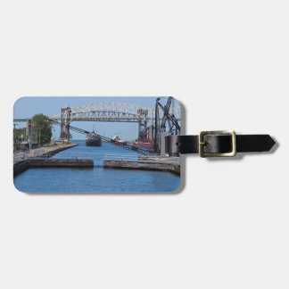 A View from the Soo II Luggage Tag