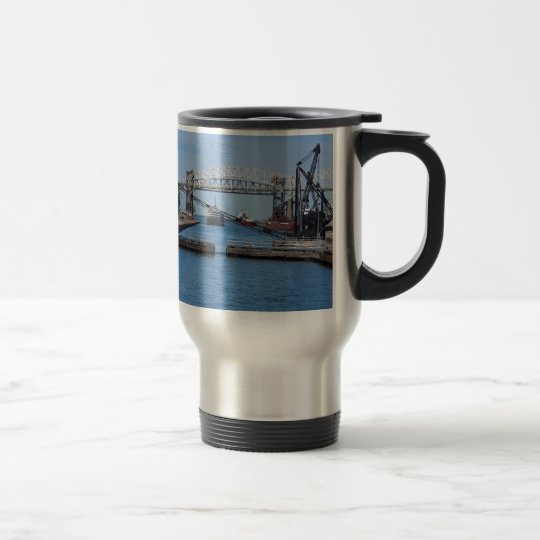A View from the Soo II Travel Mug