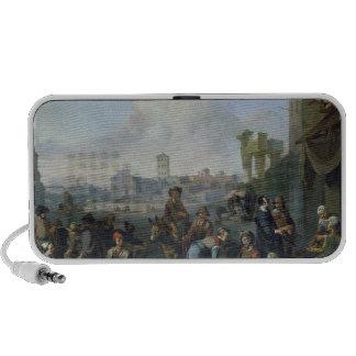 A View in Rome, 1668 Mini Speakers