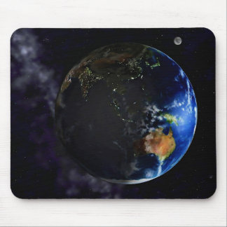 A View of Earth From Space Mouse Pad