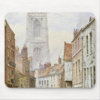 A View of Irongate, Derby Mouse Pad