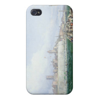 A View of Margate from the Pier, 1868 iPhone 4/4S Cases