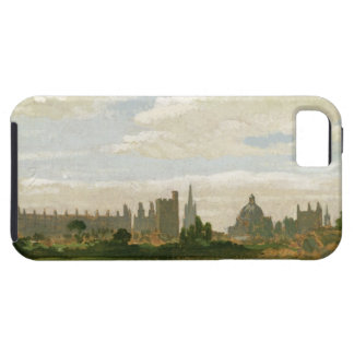 A View of Oxford (oil on millboard) iPhone 5 Case