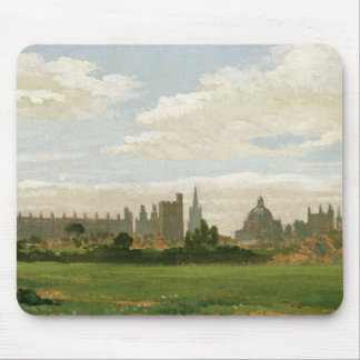 A View of Oxford (oil on millboard) Mouse Pad