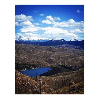 A View of Pike's Peak Letterhead