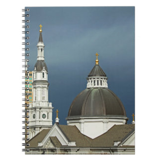 A View Of San Francisco-FA,s6,2020.JPG Spiral Note Books