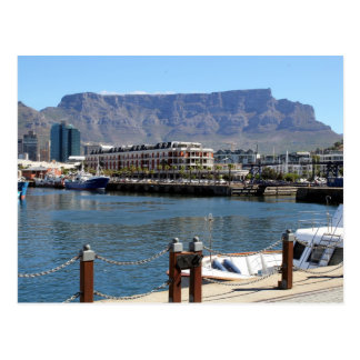 A View of Table Mountain Postcard