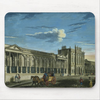 A View of the Bank of England, Threadneedle Street Mouse Pad