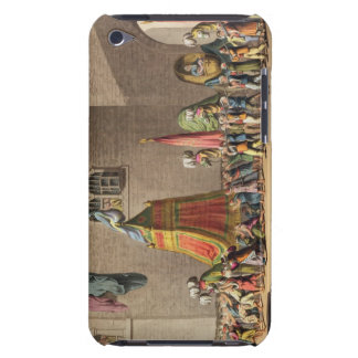 A View of the Grand Procession of the Sacred Camel Barely There iPod Cases