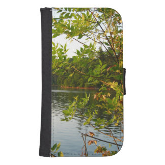 A View of the Lake Phone Wallet Cases