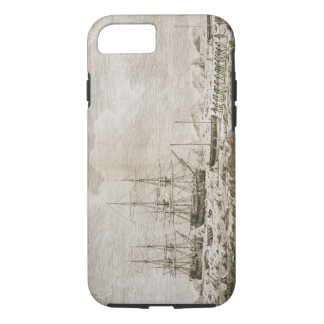 A View of the 'Racehorse' and 'Carcass', August 7t iPhone 7 Case