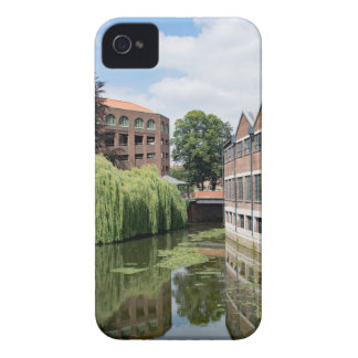 A view of the River Foss in York Case-Mate iPhone 4 Case