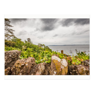 """""""A view over Dunmore East cost"""" postcards"""
