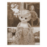 A Vintage Doll Affair Poster
