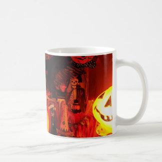 A Vintage Halloween Mug