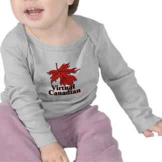 A Virtual Canadian Shirts