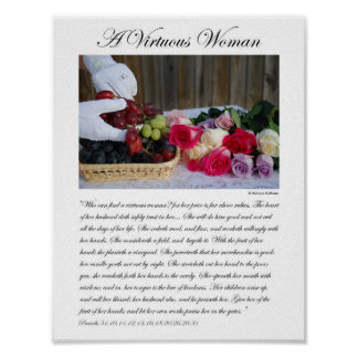 A Virtuous Woman Poster