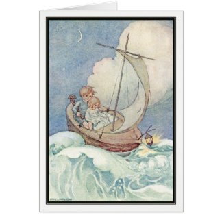 A Voyage to Fairyland by Anne Anderson Card