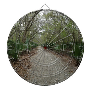 A walk in Nature Dartboard