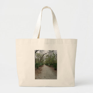 A walk in Nature Large Tote Bag