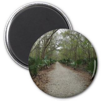 A walk in Nature Magnet