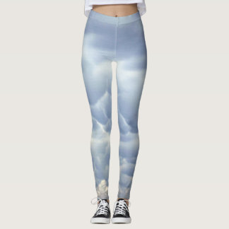 a walk in the clouds leggings