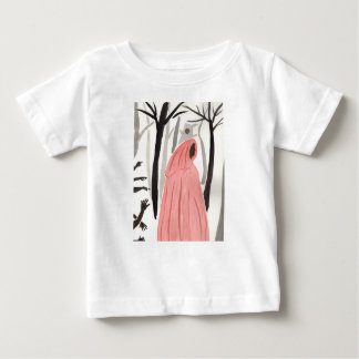 A Walk In The Creepy Forest Baby T-Shirt