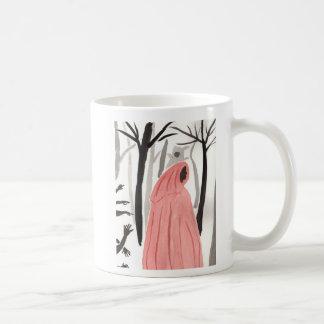 A Walk In The Creepy Forest Coffee Mug