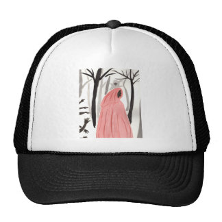 A Walk In The Creepy Forest Trucker Hat