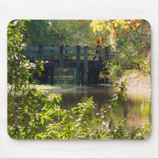 A Walk In The Park Mouse Pad
