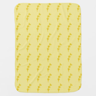"""A WALK IN THE SUNSHINE"" BABY BLANKET"