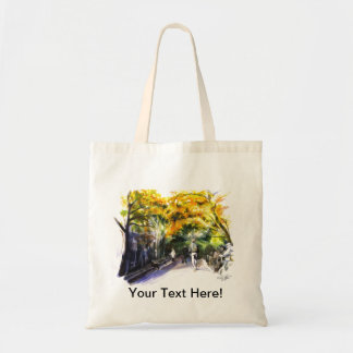 A Walk Through The Park Bag Personalized