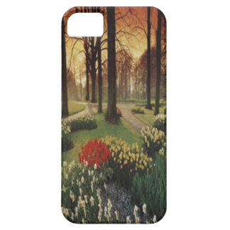 A Walk Through The Park iPhone 5 Case