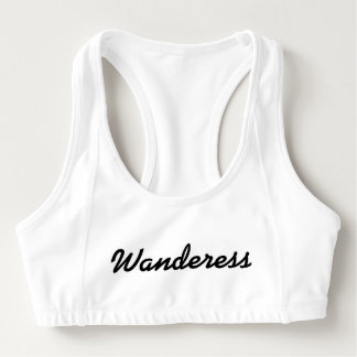 A Wanderess Sports Bra