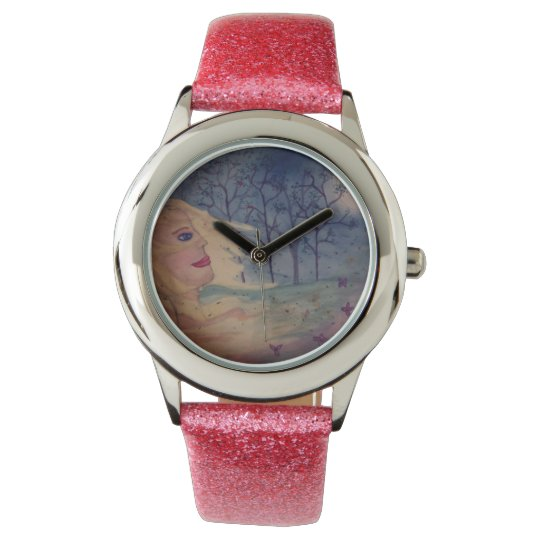 A Watercolor Painting watch