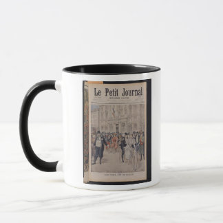 A Wedding on a Bicycle Mug