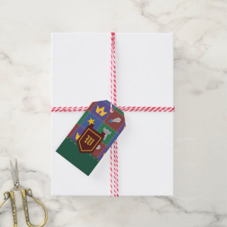 A Wee One's Fantasy Quilt Gift Tag