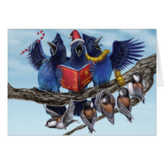 A West Coast Christmas: Jays Card
