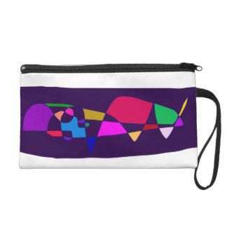 A Whale in the Deep Sea Wristlet