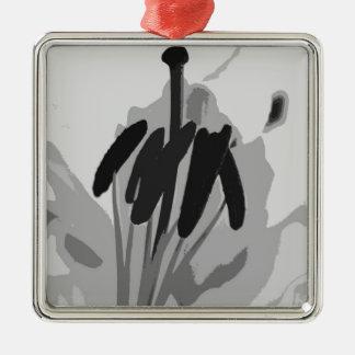 A Whisper-d Metal Ornament