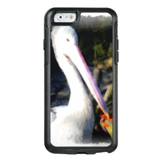 A white bird and its big beak OtterBox iPhone 6/6s case