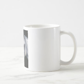 A White Horse Coffee Mug