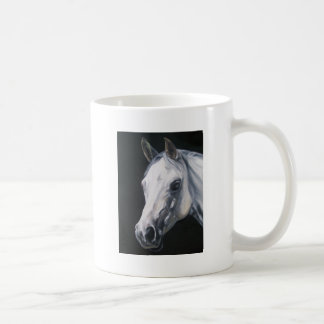 A White Horse Coffee Mug