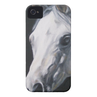 A White Horse iPhone 4 Case-Mate Case