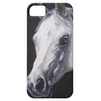 A White Horse iPhone 5 Cases