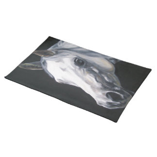 A White Horse Placemat