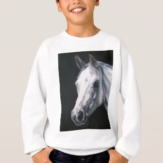 A White Horse Sweatshirt